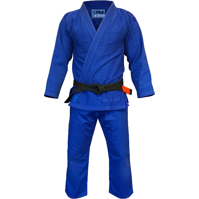 Fuji Sports - Elemental BJJ Gi - Blue - Jitsu Armor