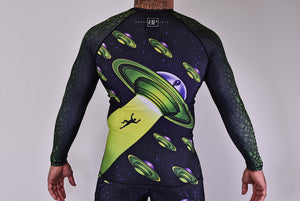Break Point - Kids Alien Jiu Jitsu Rash Guard