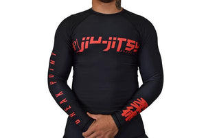 Break Point - Kids Jiu Jitsu Origins Rash Guard