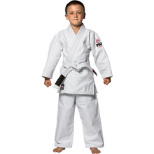 Fuji Sports - All Around Kids BJJ Gi - White - Jitsu Armor