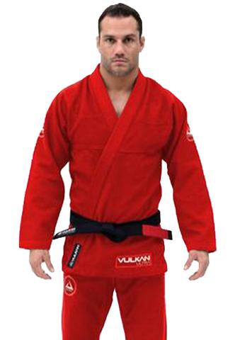 Vulkan - Ultra Light Neo Jiu Jitsu Gi - Red - Jitsu Armor