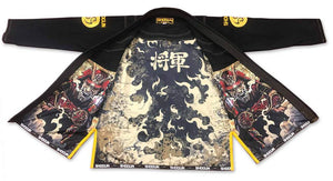 Shogun Fight - Samurai BJJ Gi - Black