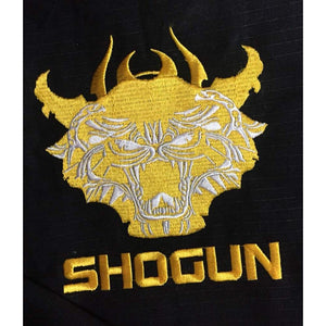 Shogun Fight - Samurai BJJ Gi - Black - Jitsu Armor