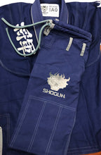 Shogun Fight - 'Kanji' Ultra-Light BJJ Gi - Blue - Jitsu Armor