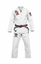 Shogun Fight - 'Kanji' Ultra-Light BJJ Gi - White