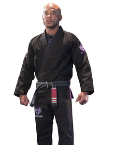 Shogun Fight - 'Shogun Tao' Premium BJJ Gi - Black