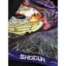 Shogun Fight - 'Shogun Tao' Premium BJJ Gi - Blue - Jitsu Armor