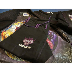 Shogun Fight - 'Shogun Tao' Premium BJJ Gi - Black - Jitsu Armor