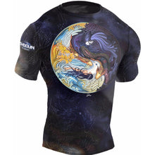 Shogun Tao Rash Guard - Black - Shogun Fight - Jitsu Armor