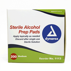 Liberty Tattoo Supply - Alcohol Prep Pads