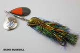 DOUBLE COWGIRL - Musky Mayhem Tackle llc