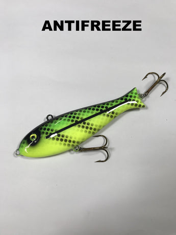 TREMOR SHAD - Musky Mayhem Tackle llc