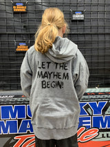 Youth MMT/Let the Mayhem Begin Hoodie