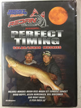 Redfin Outdoors - Perfect Timing DVD - Musky Mayhem Tackle llc