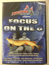 Redfin Outdoors - Focus on the 8 DVD - Musky Mayhem Tackle llc