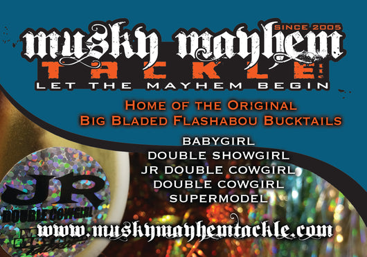Gift Card - Musky Mayhem Tackle llc