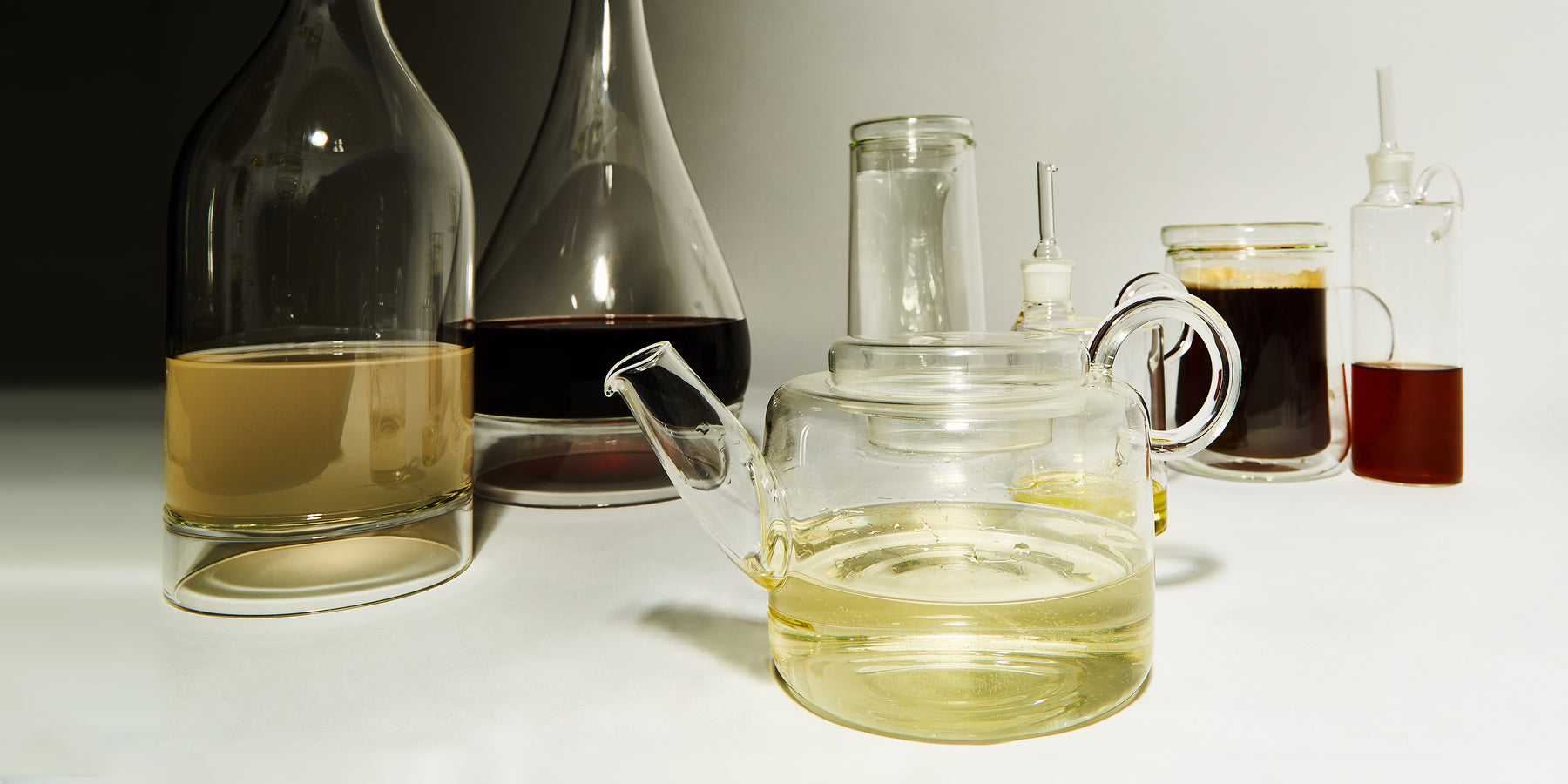 The Kitchen Lab: A Case for Glassware
