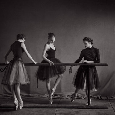 Raise the Barre: Ballet-Inspired Style