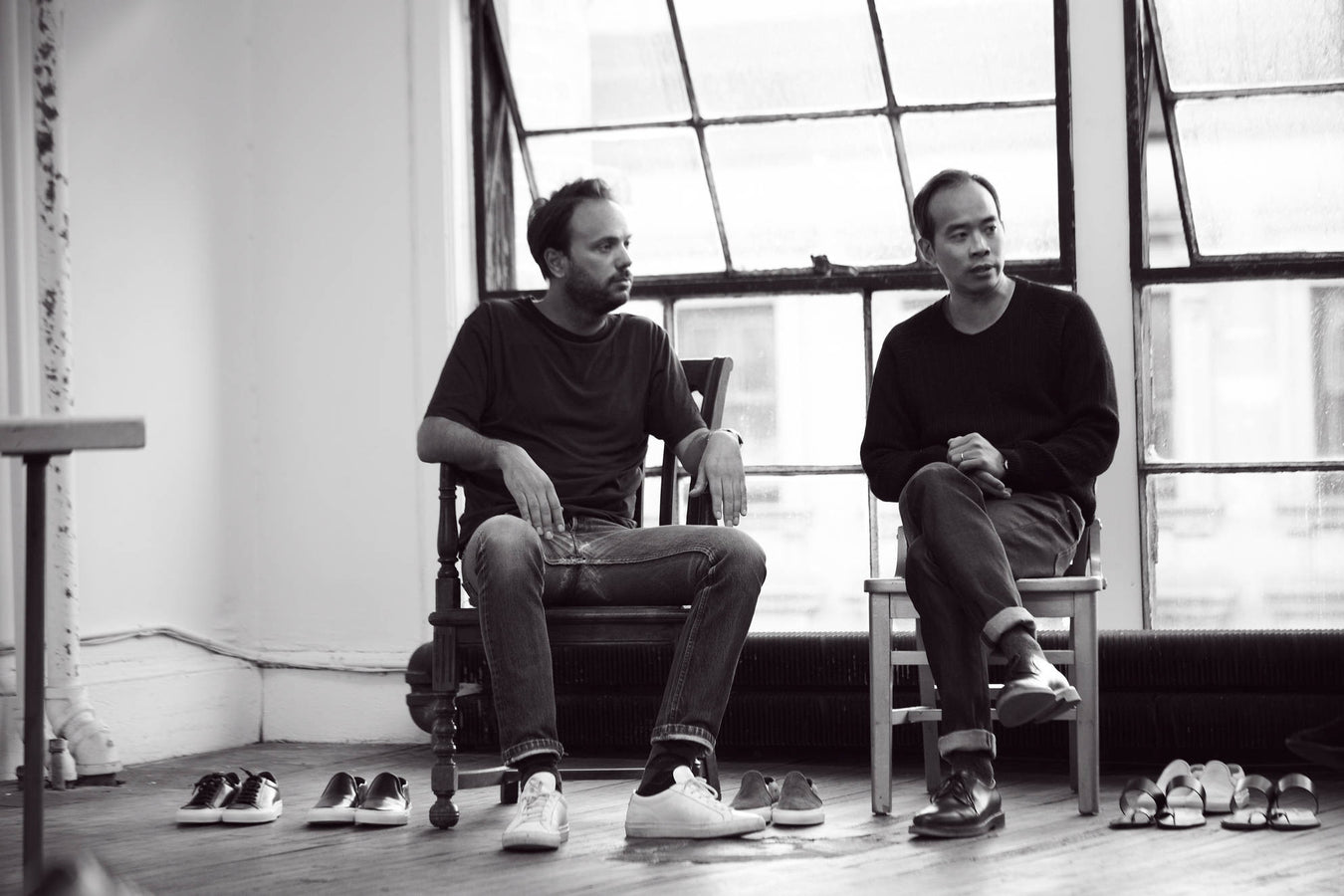 Common Ground: A Conversation with Prathan Poopat and Flavio Girolami