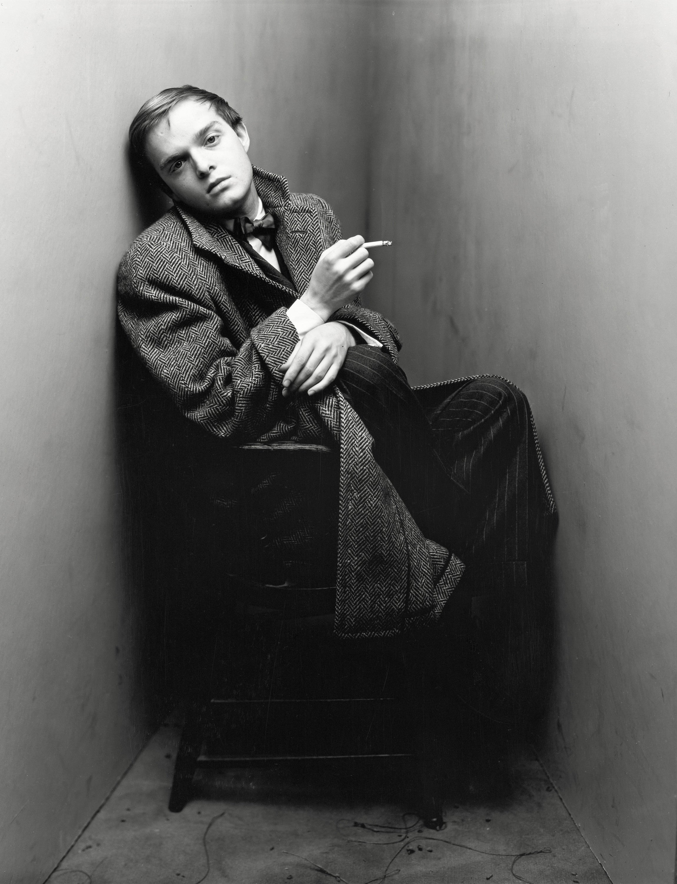 Photography 39 s free radical irving penn centennial at the for Irving penn gallery