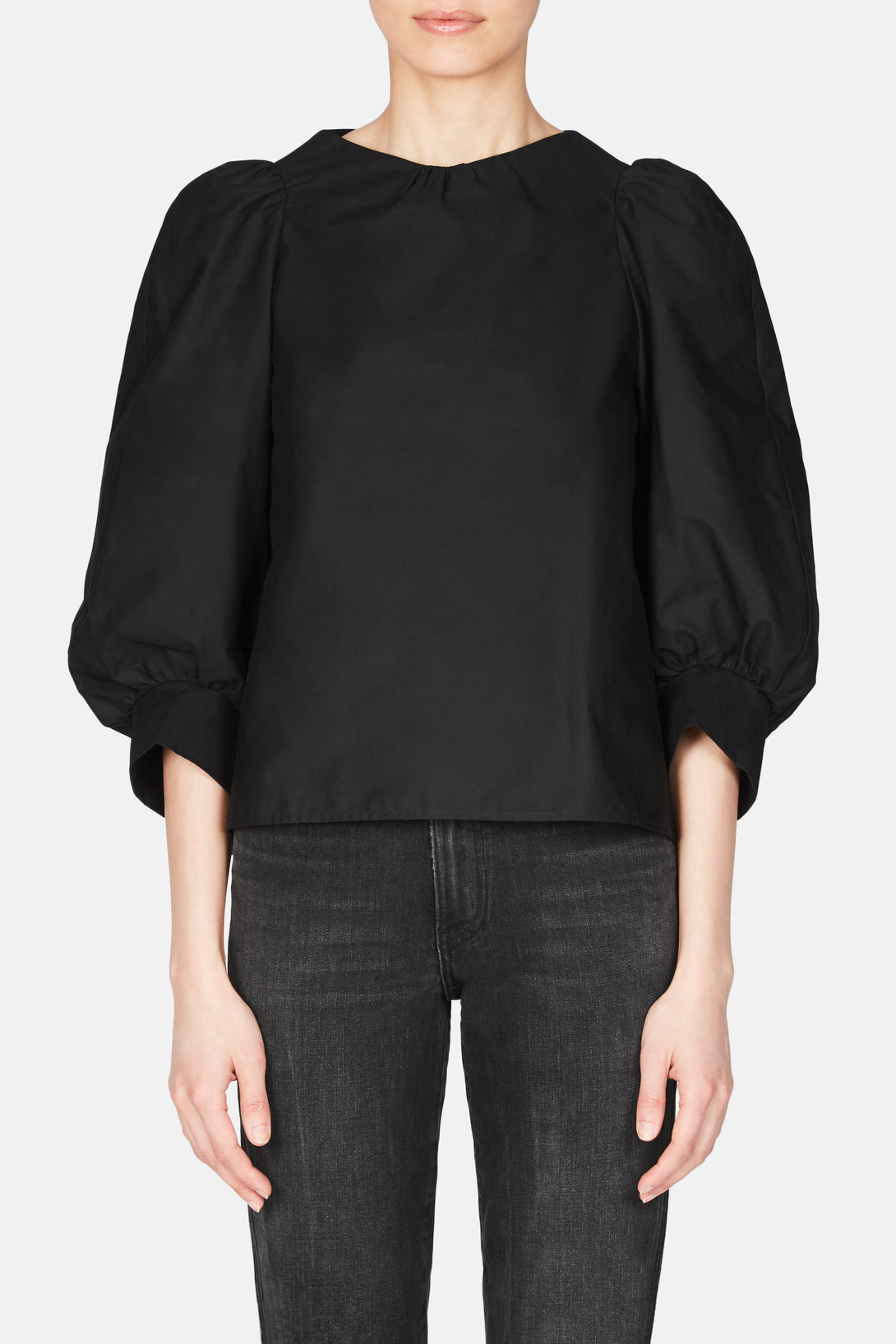 Florentine Blouse - Black