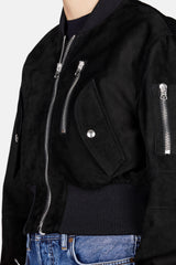 Saski Bomber Jacket - Black