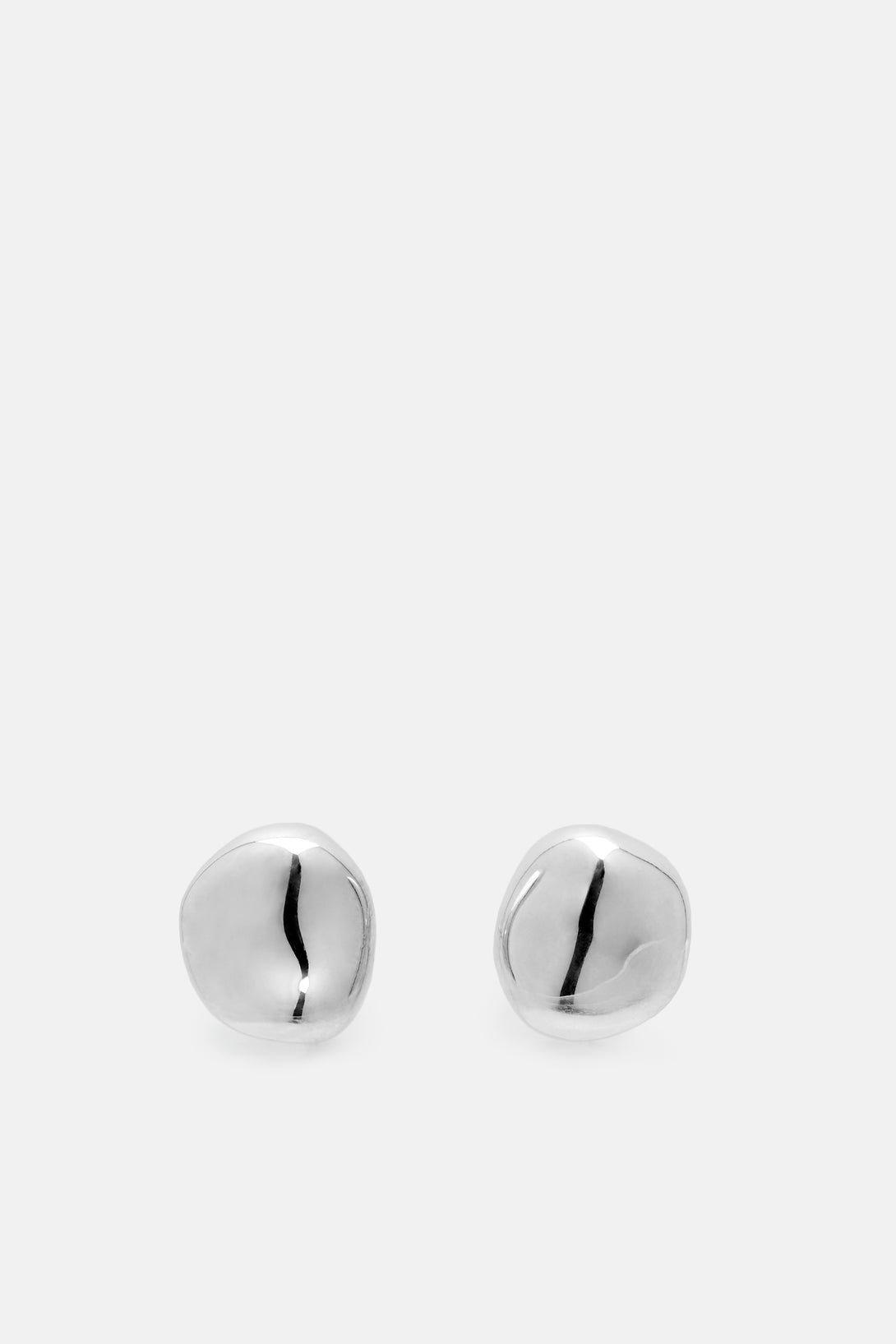 Small Gia Studs - Sterling Silver