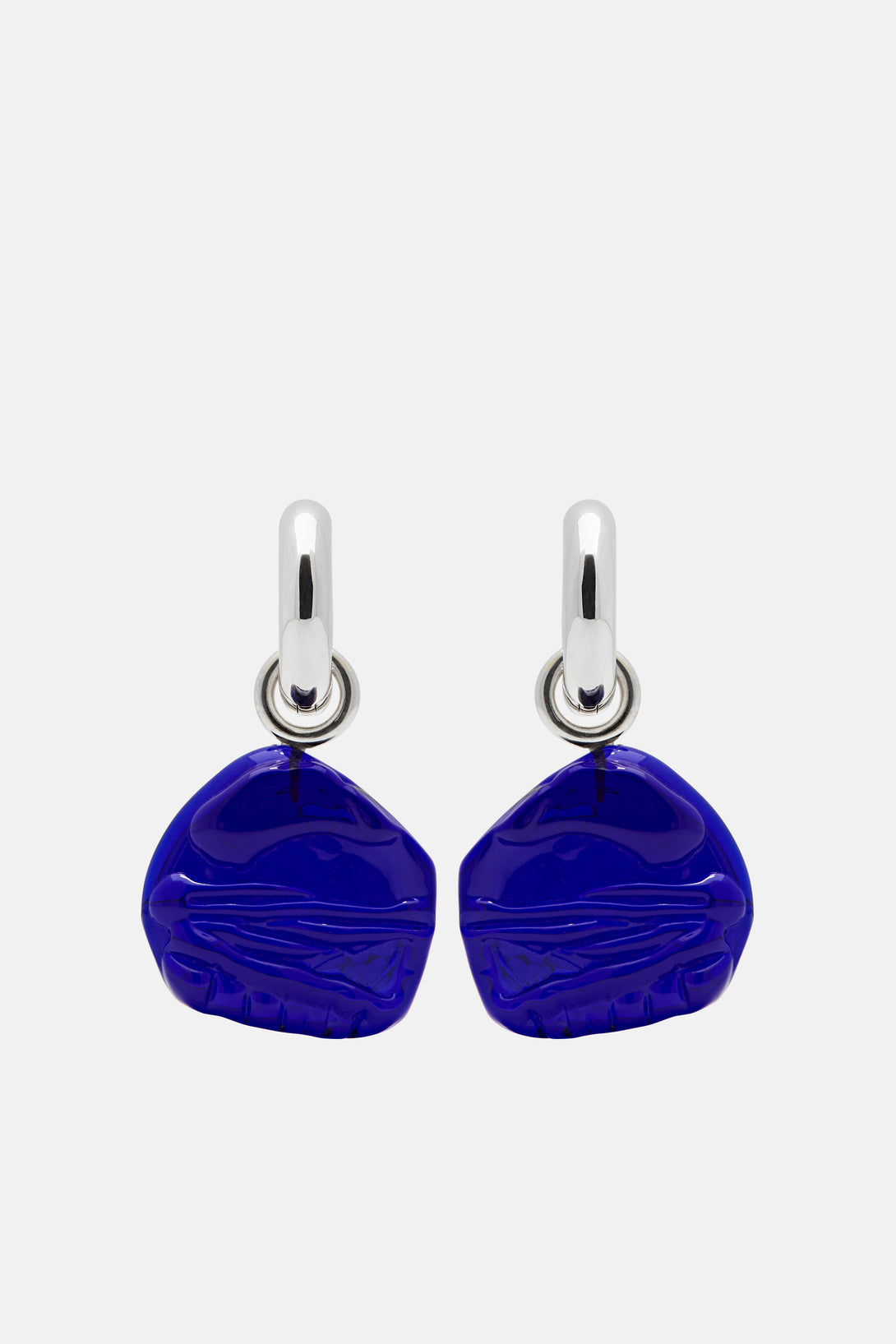 Lena Earrings - Blue