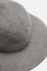 Prairie Salome Hat - Light Grey