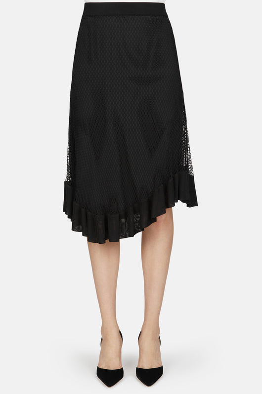 Jardin Skirt - Black