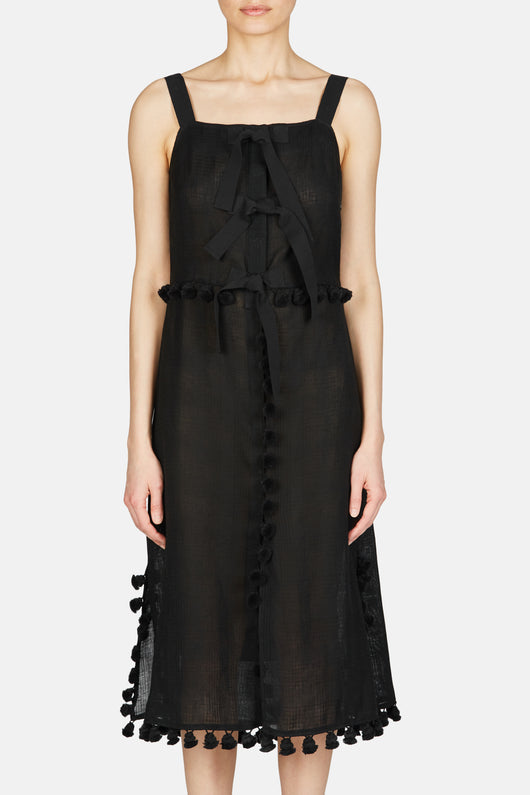 Villette Dress - Black