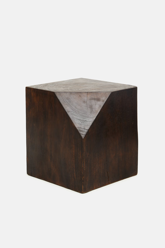 Faceted Side Table