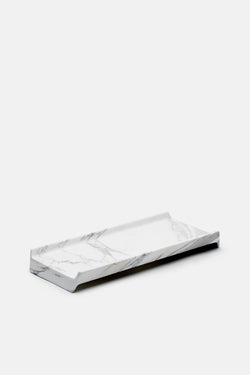 Slitta Marble Tray - Narrow