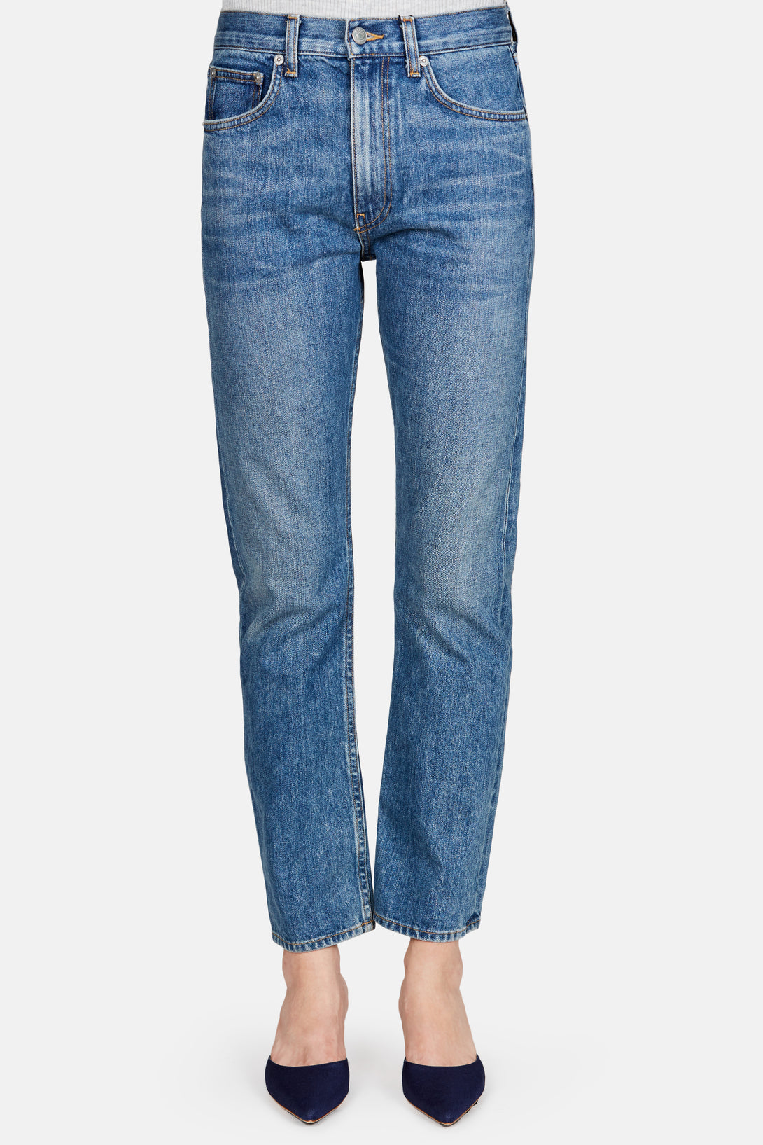 Wright Denim Jean - Dark Vintage
