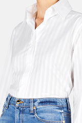 Classic Button Down Shirt - White