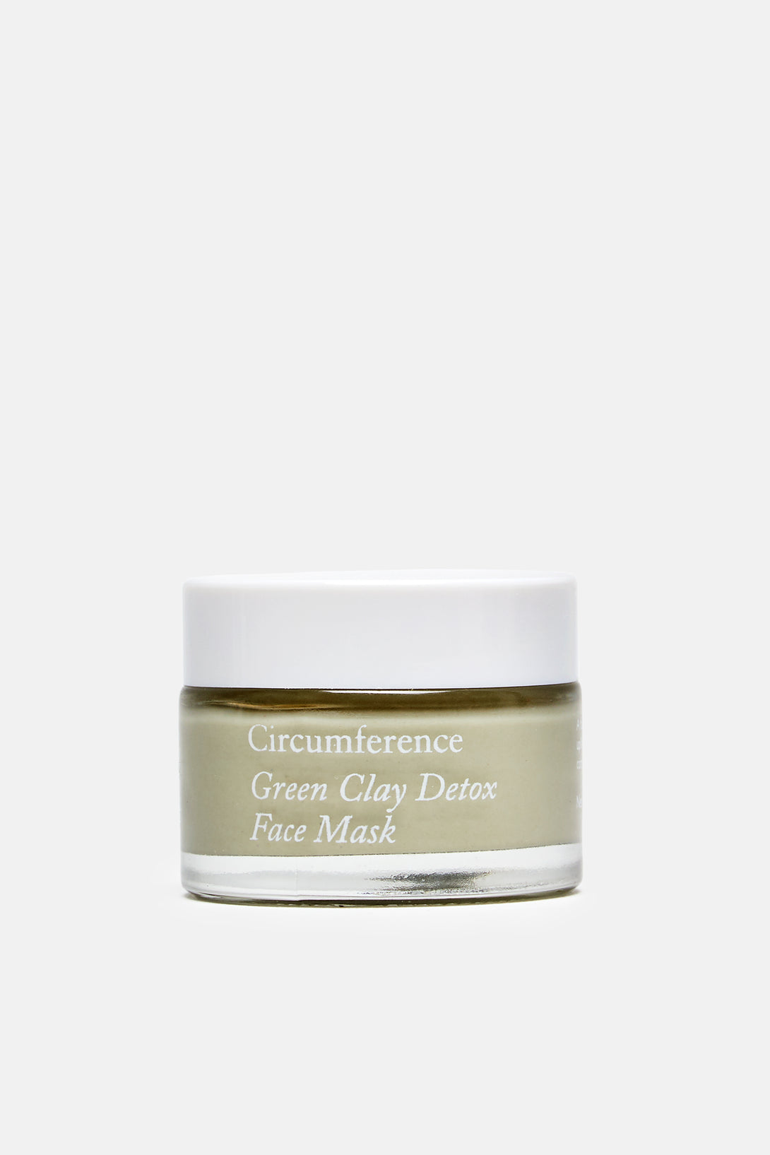 Green Clay Detox Face Mask