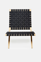 Morten Gøettler MG501 Cuba Chair - Black/Oak Soap
