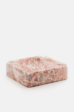Marble Ashtray - Pink