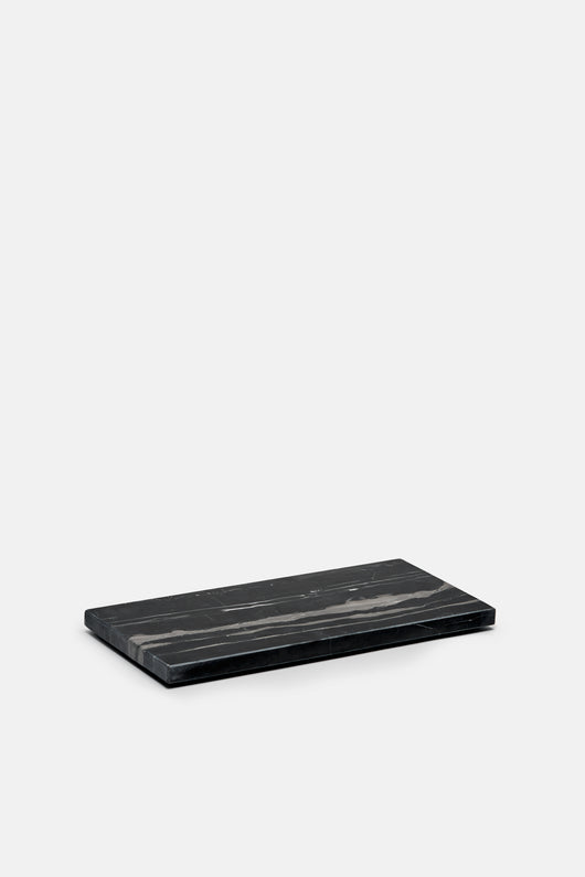 Portoro Black Marble Serving Boards