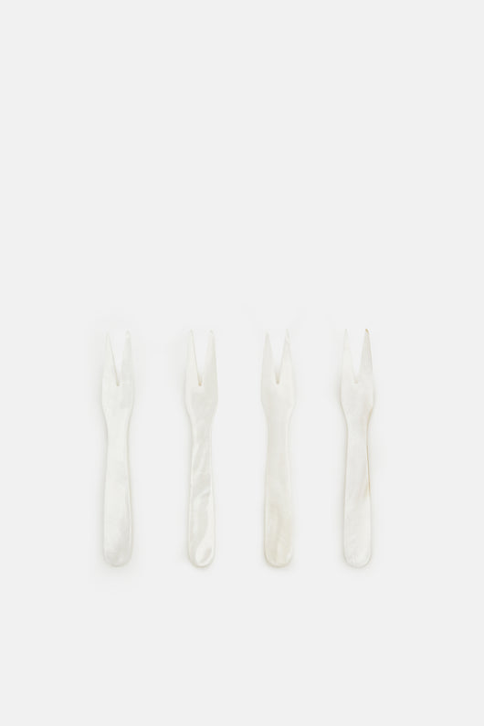 Shell Forks - Set of 4