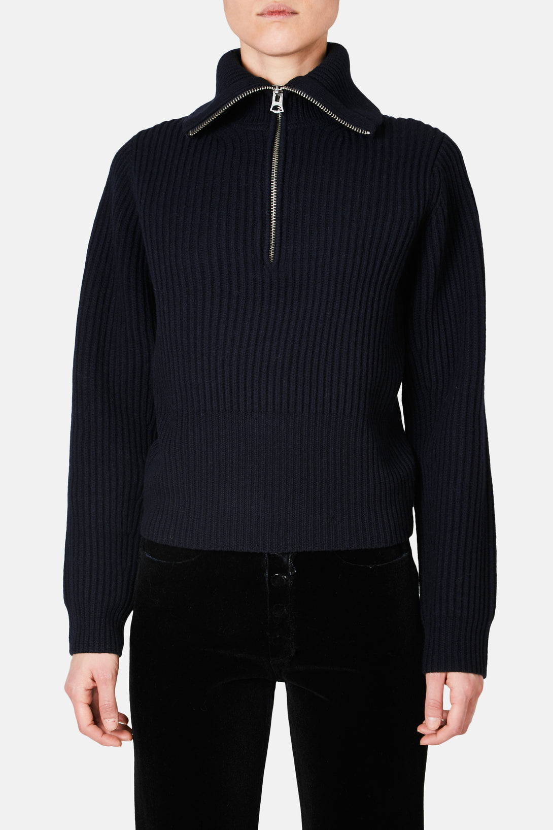 Karolyn Knitwear - Dark Navy