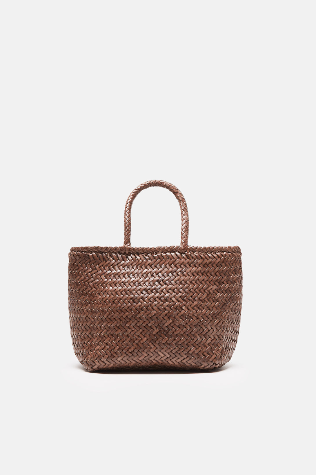 Grace Basket Bag - Sabbia