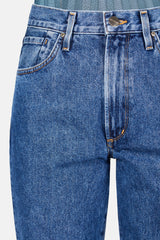 The Classic Fit Jean - Pressed True Blue