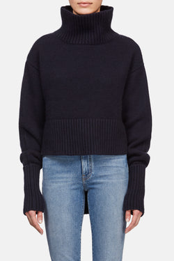 Jeraldine Sweater - Navy