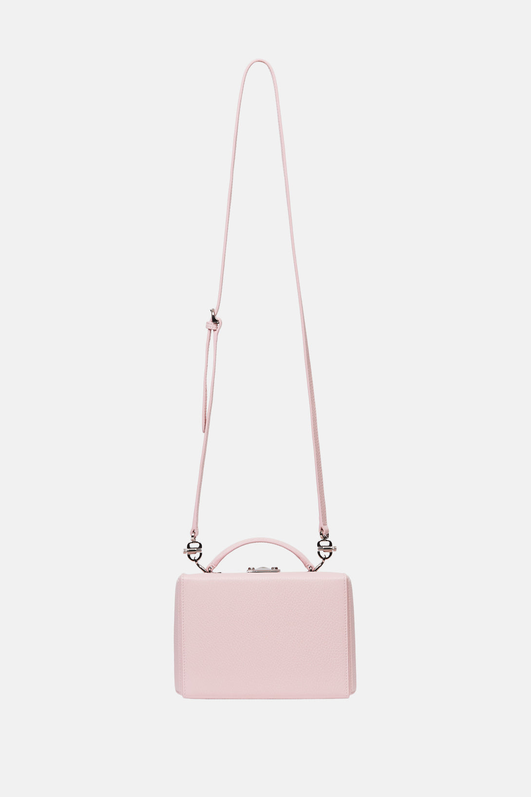 Grace Small Box Bag - Pink