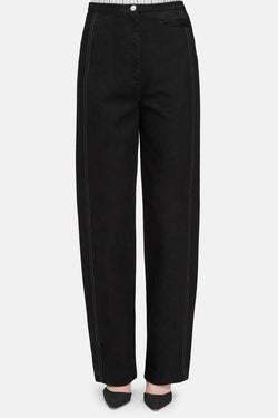 High Waisted Pant - Black