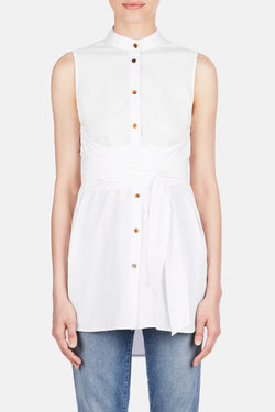 Angie Shirt - White