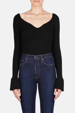 Alessandra Sweater - Black