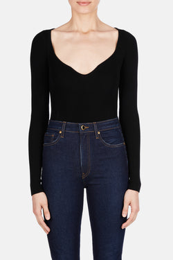 Odette Bodysuit - Black
