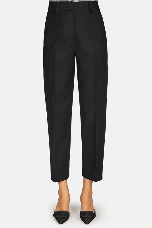 Catherine Straight Leg Pant - Black